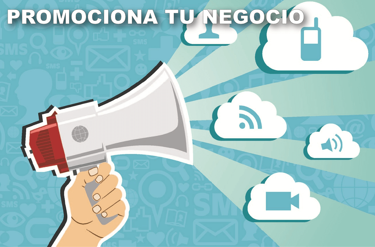 PROMOCIONA TU NEGOCIO POR INTERNET