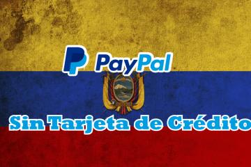 PayPal en ecuador