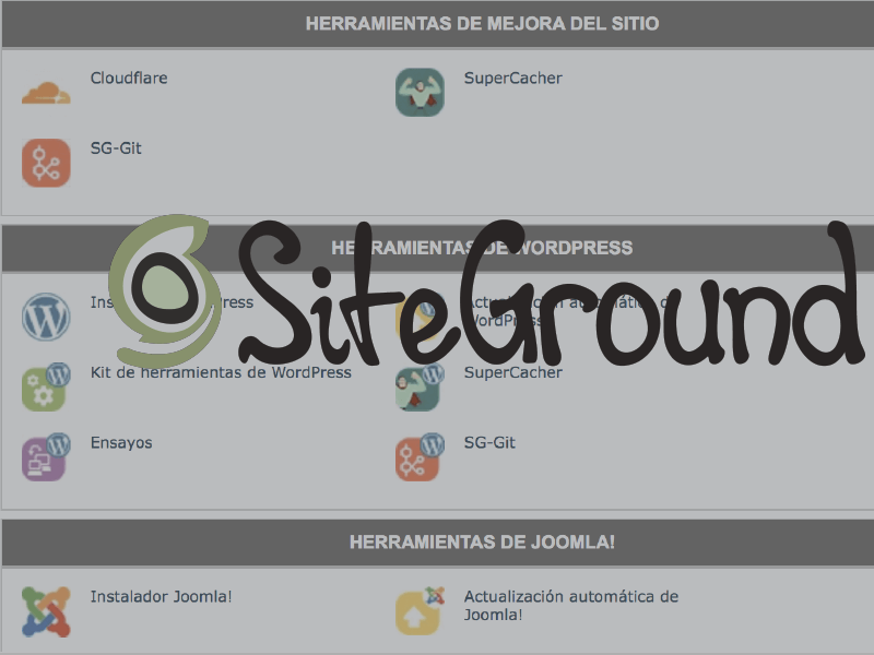 SiteGround el mejor web hosting o solo humo?